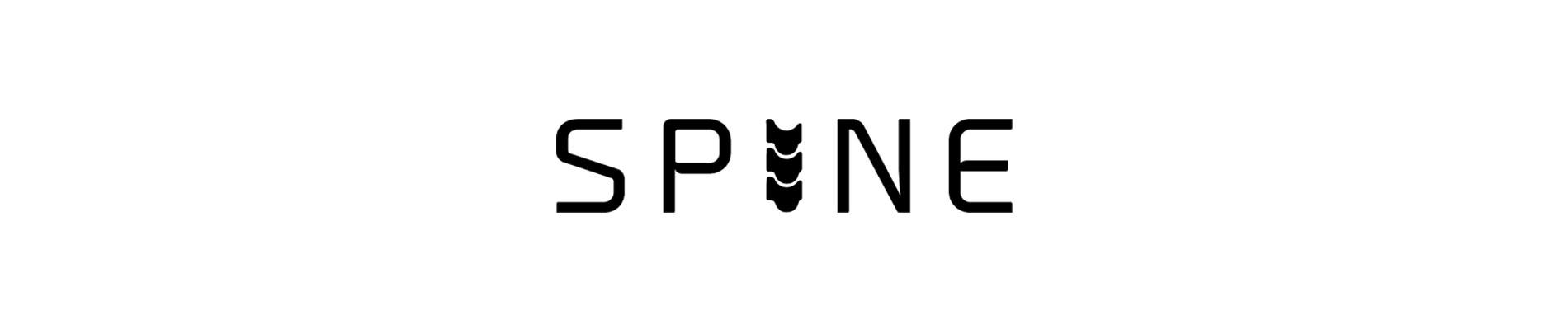 spine designer frames header logo